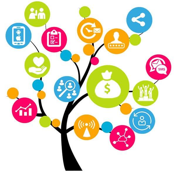 Customer Loyalty Programs Tree of Life